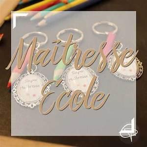 Cadeau Pour Maitresse D École : cadeau original et personnalis fait main pour ma tresse d ~ Melissatoandfro.com Idées de Décoration