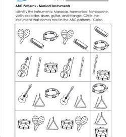 pattern worksheets for kindergarten a wellspring of