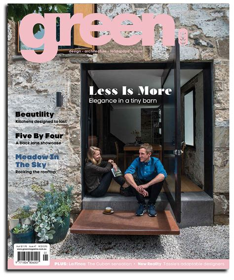 Issue 47 Green Magazine