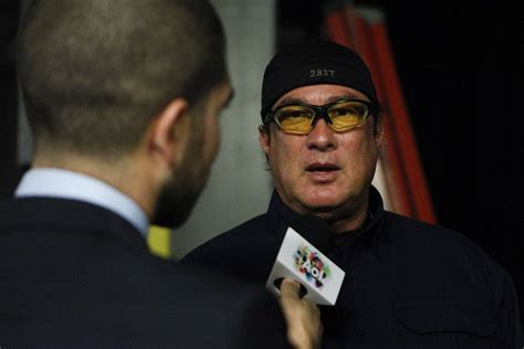 mma siege steven seagal says chael sonnen had 39 extremely unfair