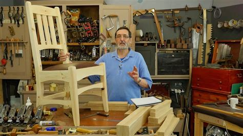 introducing making  dining chair paul sellers youtube