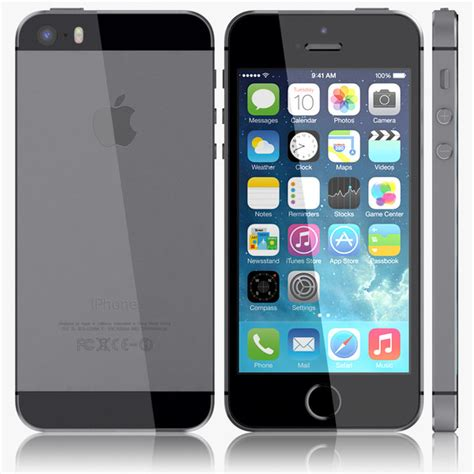 iphone 5s 3d apple iphone 5s