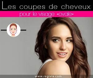 Coupe Courte Visage Ovale : coiffure femme quelle coupe de cheveux choisir pour un ~ Melissatoandfro.com Idées de Décoration