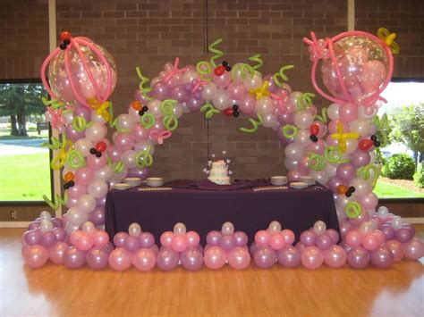 Home Design Balloon Decoration Ideas For Birthday Party