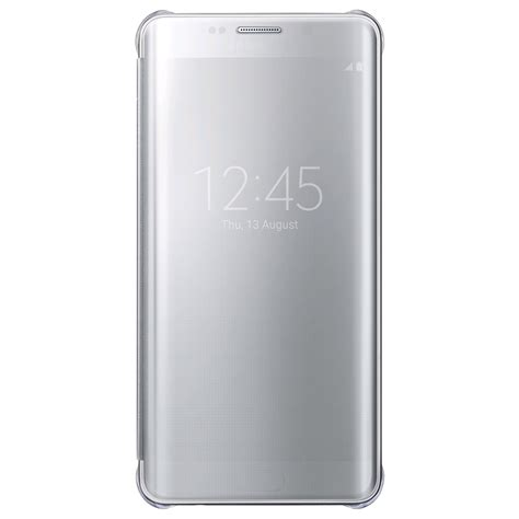clear view cover samsung s6 samsung clear view cover for samsung galaxy s6 edge