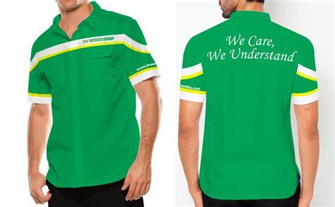 sribu office uniform clothing design desain baju dinas b