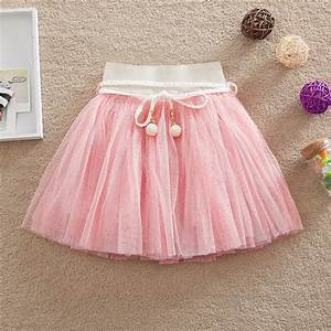 Aliexpress.com  Buy children tulle skirt 2015 summer baby girl chiffon pettiskirt tutu pink ...