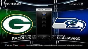 MADDEN NFL 15 PS4 Full Gameplay: Packers vs Seahawks ...