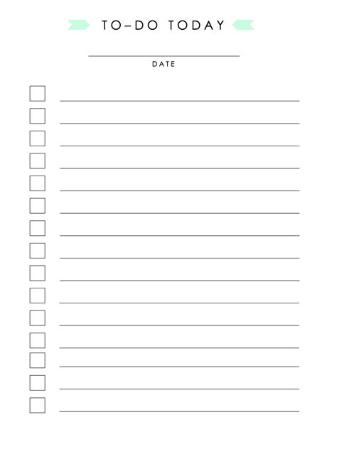 do it for template to do list template free to do list