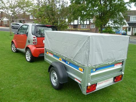 Trailers For Motorhomes Towing Smart And Other Small Cars