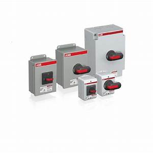 Abb Fusible Disconnect Switches