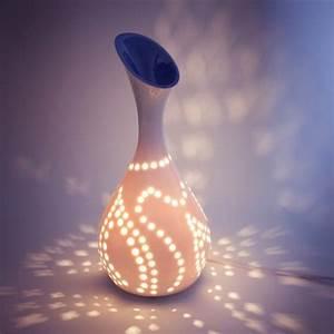 Diffuseur Huile Essentielle Pas Cher : lampe diffuseur d 39 huiles essentielles lightlia ~ Melissatoandfro.com Idées de Décoration