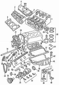 1994 Mazda B4000 Engine Push Rod  Engine Push Rod  Push