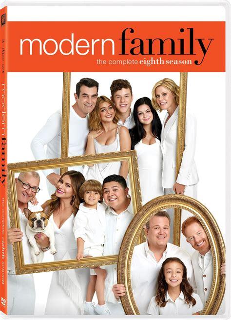 modern family season 8 modern family dvd release date