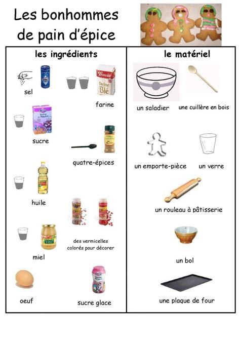 recette cuisine 17 best images about le petit bonhomme de d 39 épice on