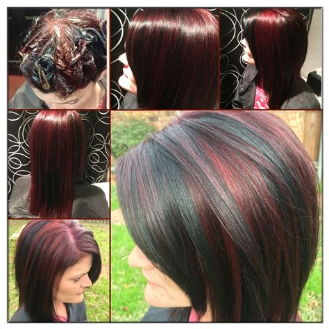 Different Hair Coloring by Pinwheel Hair Color 3 Colors It S Really Cool Looks Like