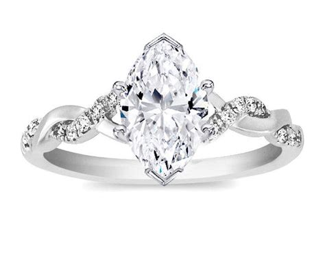 Marquise Diamond Petite From Mdc Diamonds