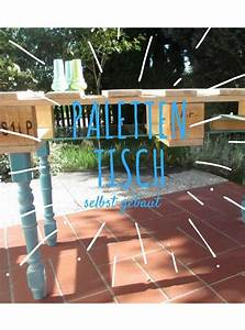 Palette Bepflanzen Anleitung : tisch aus palette selber bauen anleitung ~ Whattoseeinmadrid.com Haus und Dekorationen