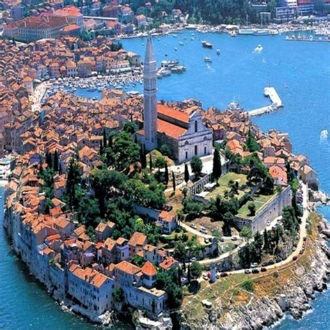 Rovinj Istria Croatia In 2019 Places To Travel
