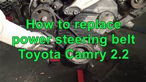 2006 Toyota Camry Serpentine Belt Diagram