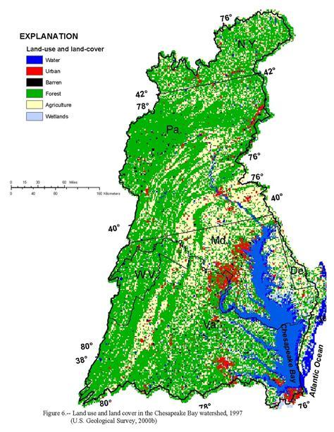 Chesapeake Bay Gis Data by Chesapeake Bay Watershed