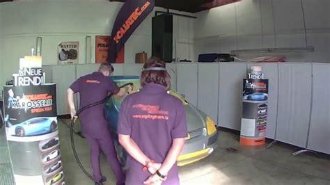 folieren selber machen auto selbst folieren