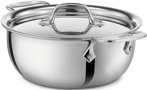 clad tri ply bonded cookware pro moms choice