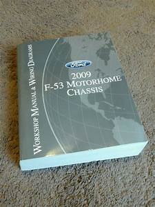 2002 Ford F 53 F53 Motorhome Chassis Service Repair Shop Manual W Wiring Diagram