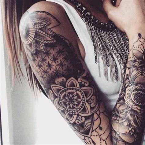 embedded image hair  beauty henna tattoo sleeve