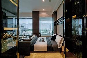 Cool contrast apartment window bedroom steve leung for Cool apartment ideas