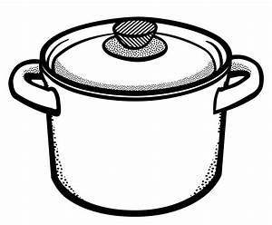 Cooking Pot Clipart – 101 Clip Art