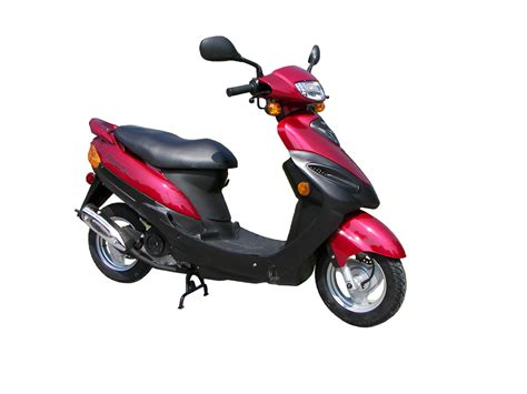Linhai Yamaha Aeolus Gas Scooters Are One Of The Better