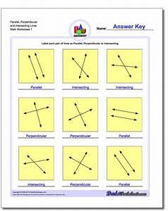 Parallel And Perpendicular Worksheet - Calleveryonedaveday