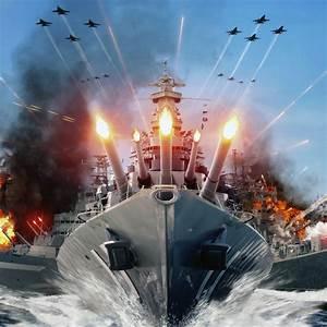 future, warships, wallpapers