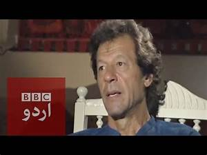 Imran Khan interview 2010 - BBC Urdu - YouTube