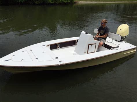 Shallow Water Flats Boats by 17 Custom Shallow Water Flats Boat Flats Fishing Skiff