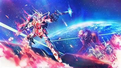 Gundam Unicorn Mobile Suit Mech Desktop Wallpapers