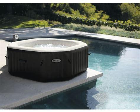 whirlpool garten hornbach intex whirlpool aufblasbar purespa deluxe 216 168 cm kaufen