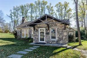 Rustic Stone Cottage Kelly and Co Design HGTV