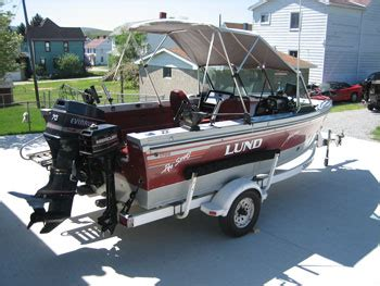 Walleye Boat Bumpers by Great Lakes Fishing Boats For Sale