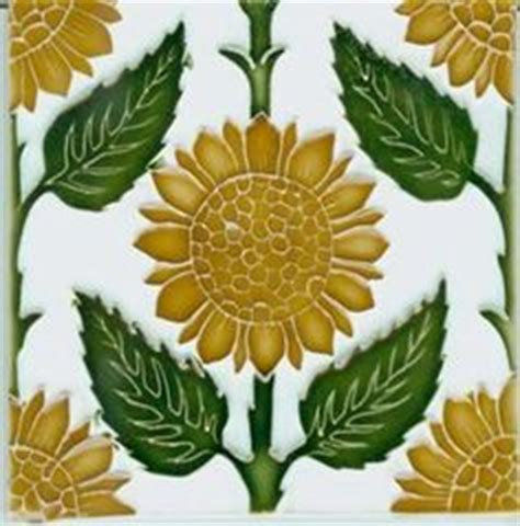 ceramic wall tiles wall tiles and sunflowers on