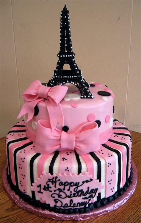 14 Best Ideas About Paris Cakes On Pinterest Birthday