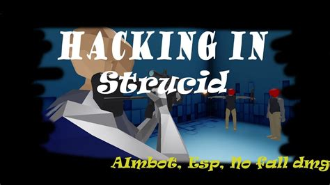 hacking  strucid youtube