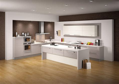cuisines blanches cuisine moderne blanche