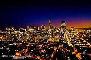 Duschvorhang San Francisco : downtown san francisco night view athit tjhai flickr ~ Michelbontemps.com Haus und Dekorationen
