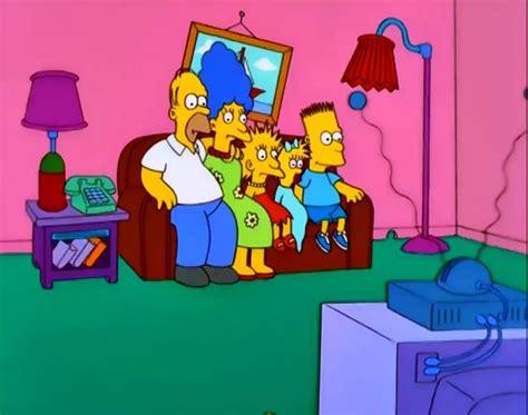 qui pisse sur le canap gags du canapé de la saison 11 the simpsons park toute