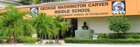 gw carver middle schools web site language magnet