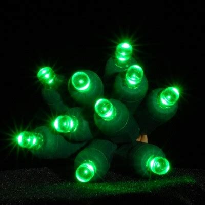 green led 5mm wide angle indoor outdoor tree