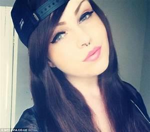 'Facebook helped me beat cancer': Aspiring model, 22, says ...