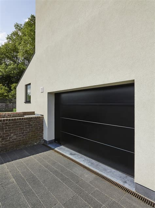 portes de garage sectionnelle winsol